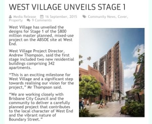 WEWestVillage